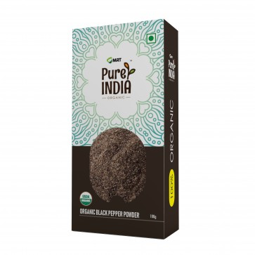 BLACK PEPPER POWDER ORGANIC