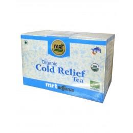 COLD RELIEF TEA 20 TEA BAGS ORGANIC